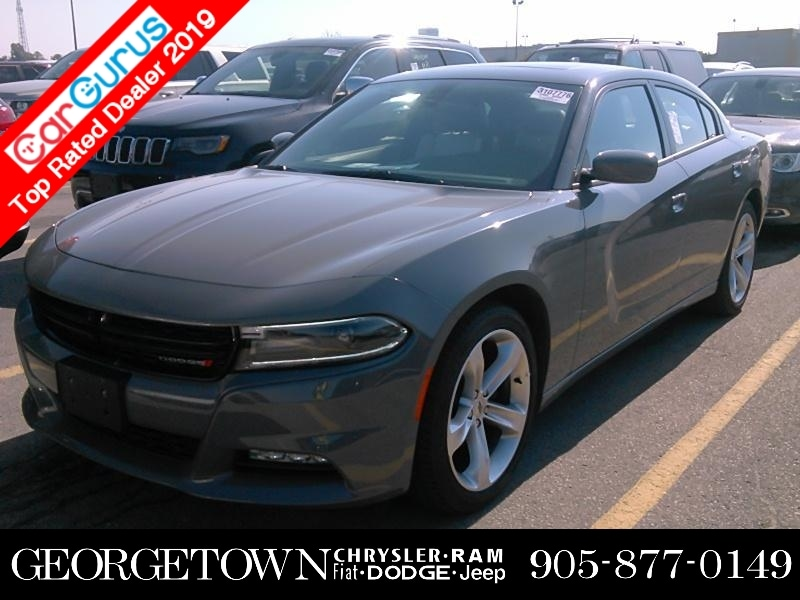 2018 Dodge Charger SXT PLUS SEDAN .