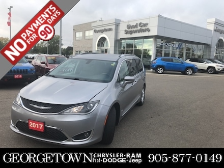 2017 Chrysler Pacifica Touring L Plus POWER DOORS AND HATCH MINI VAN