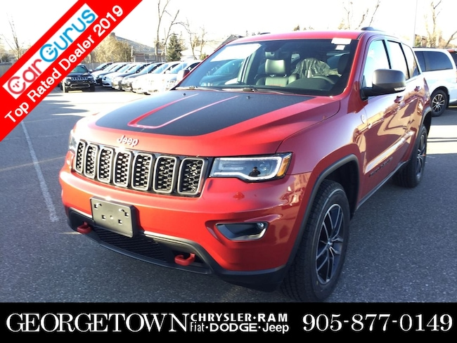 2018 Jeep Grand Cherokee Trailhawk DEMO SUV