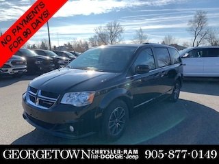 2017 Dodge Grand Caravan SXT PREMIUM PLUS WITH U-CONNECT  VAN