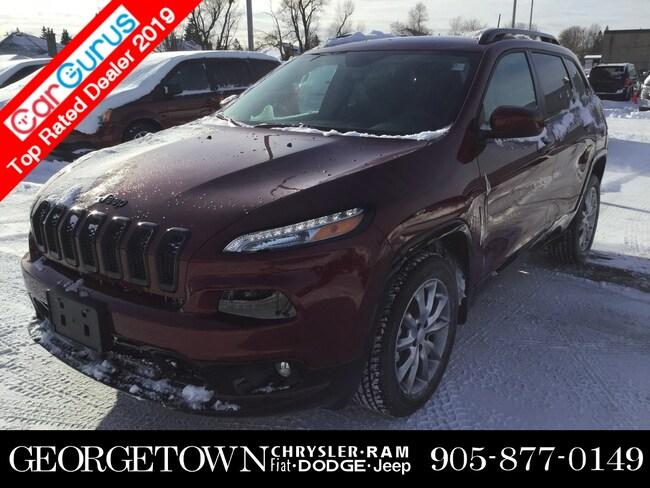 2018 Jeep Cherokee North Premium Appearance SUV