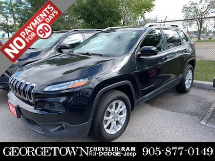 2015 Jeep Cherokee Latitude NORTH SPORT UTILITY