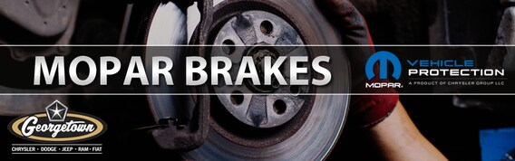BRAKES | Georgetown Chrysler Dodge Jeep FIAT