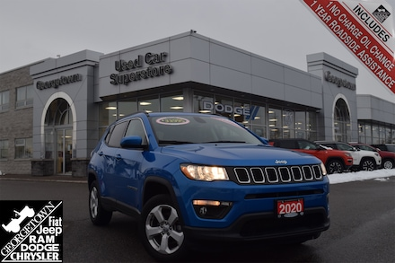 2020 Jeep Compass North 4X4 PANORAMIC SUNROOF + SAFETY GROUP SUV