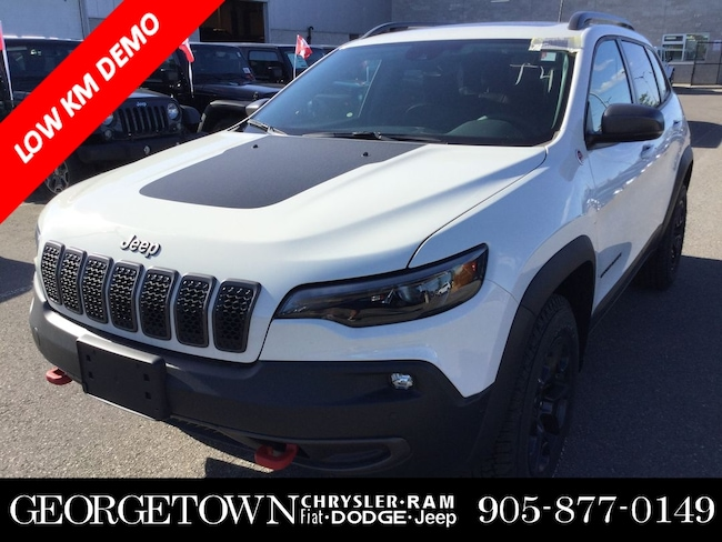 2019 Jeep New Cherokee Trailhawk Elite DEMO SUV