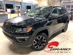 2020 Jeep Compass Trailhawk*CUIR*ATTELAGE*HAYON ÉLECTRIQUE VUS