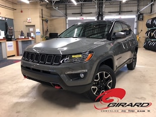2020 Jeep Compass Trailhawk VUS
