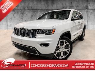 2019 Jeep Grand Cherokee LIMITED*NAV*TOIT*MAGS 20''*BLUETOOTH* VUS