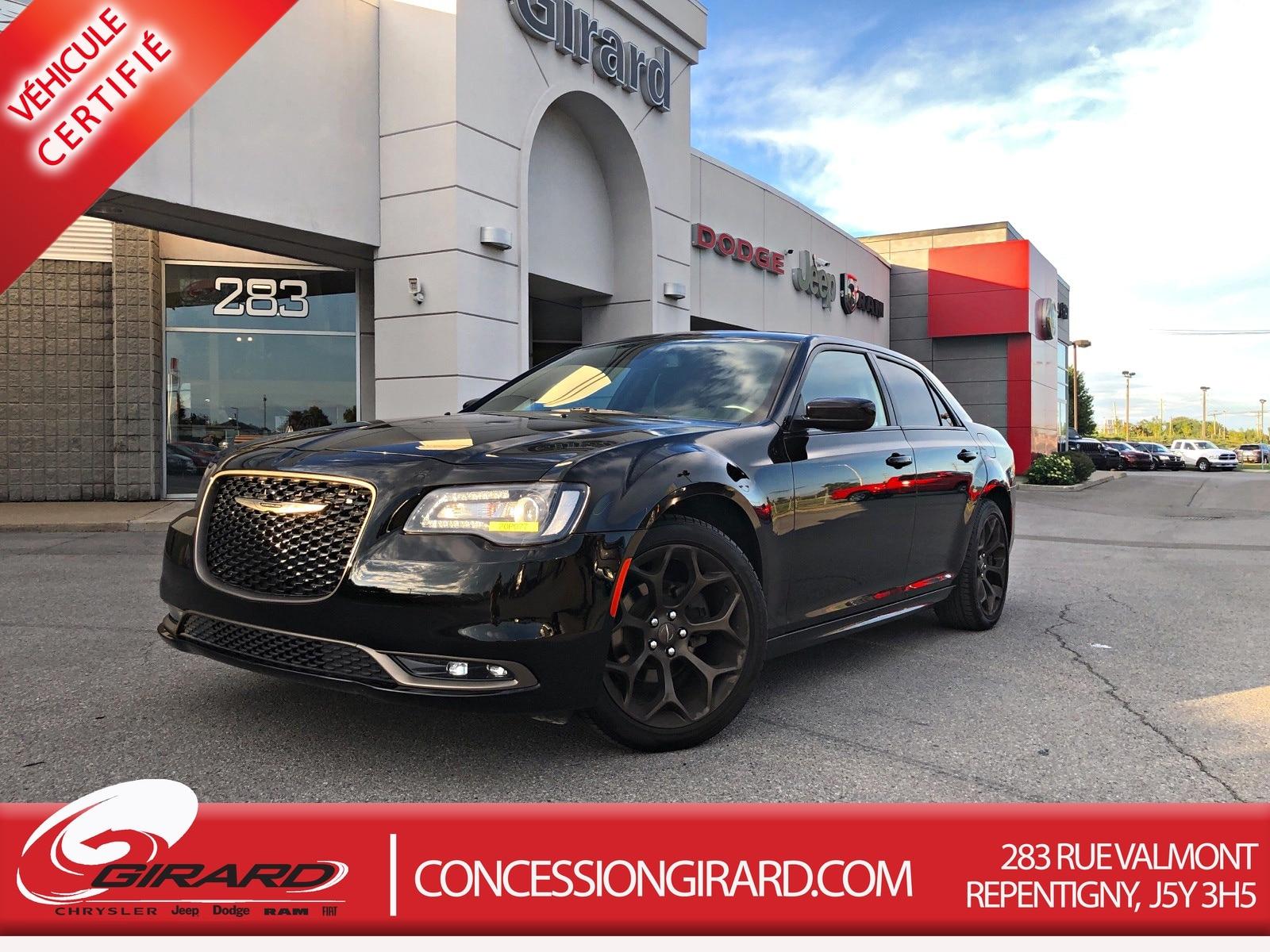 Chrysler 300 S *TOIT PANO+GPS+300HP+MAGS 20 PO** 2019