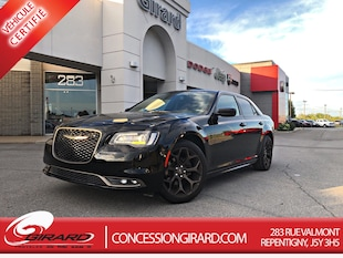 2019 Chrysler 300 S *TOIT PANO+GPS+300HP+MAGS 20 PO** Berline
