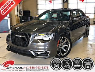 2018 Chrysler 300 S*CUIR*TOIT PANO*NAV*AUDIO BEATS*CAR PLAY* Sedan