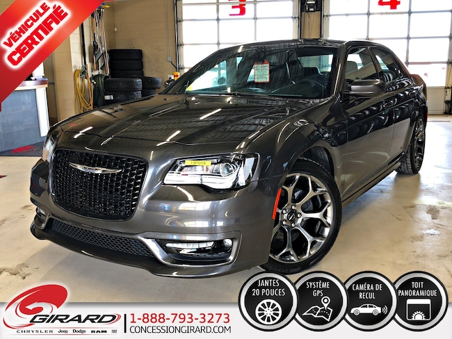2018 Chrysler 300 S*CUIR*TOIT PANO*NAV*AUDIO BEATS*CAR PLAY* Berline