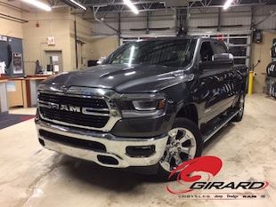 2019 Ram All-New 1500 Big Horn Camion cabine Crew