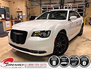 2019 Chrysler 300 S*AWD*ALPINE*DÉMARREUR*CUIR*MAGS 19''* Sedan