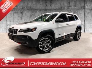 2020 Jeep Cherokee TRAILHAWK*V6 3.2L*MAGS 17''*CAMÉRA* VUS