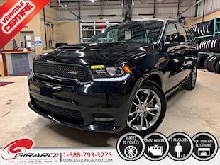 2019 Dodge Durango R/T*NAV*TOIT*V8 5.7L HEMI*MAGS 20''*7 PASS VUS
