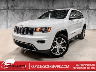 2019 Jeep Grand Cherokee LIMITED*TOIT*NAV*MAGS 20''*DÉMARREUR*4X4/AWD* VUS