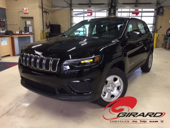 2019 Jeep New Cherokee Sport VUS