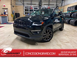 2019 Jeep Compass *LIMITED* TOIT PANORAMIQUE*BEAT AUDIO*NAV*CUIR* VUS