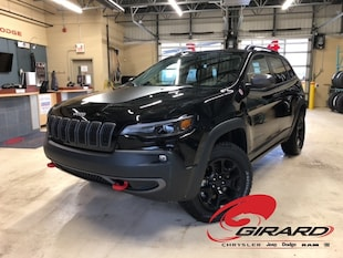 2020 Jeep Cherokee Trailhawk Elite VUS