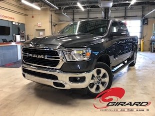 2020 Ram 1500 Big Horn Camion cabine Crew