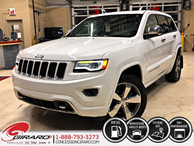 Used 2015 Jeep Grand Cherokee For Sale at Girard