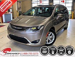 2018 Chrysler Pacifica TOURING-L PLUS*7 PASS*DVD*DÉMARREUR*TOIT PANO* Van