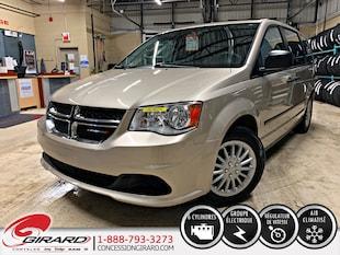 2016 Dodge Grand Caravan SE*HITCH*CLIM 2 ZONES*GROUPE ÉLEC.* Van