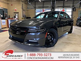 2017 Dodge Charger R/T*ALPINE*NAV*TOIT*PNEUS D'HIVERS INCLUS* Berline