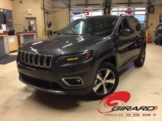 2019 Jeep New Cherokee Limited VUS