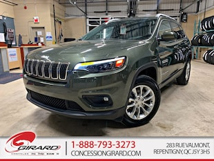 2019 Jeep Cherokee NORTH*BLUETOOTH*CAR PLAY*CAMÉRA*4X4* VUS