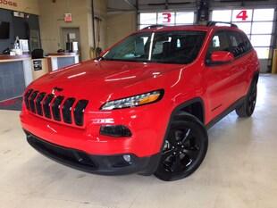 2017 Jeep Cherokee *LIMITED HIGH ALTITUDE*TOIT PANO*NAV*4X4*V6* VUS