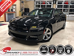 2018 Dodge Charger SXT PLUS*TOIT OUVRANT*BLUETOOTH*CAMÉRA*MAGS 18'' Berline
