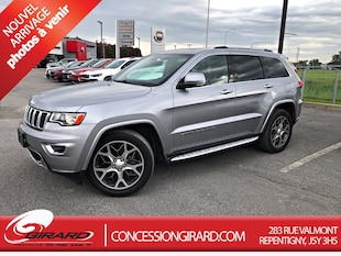 2018 Jeep Grand Cherokee LIMITED**ÉDITION LIMITÉE STERLING** VUS