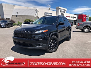 2014 Jeep Cherokee North *ALTITUDE*MAGS 18PO*4X4/AWD*INSPECTION COMPL VUS
