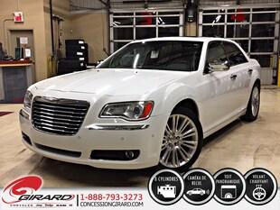 2011 Chrysler 300C TOIT PANO*GPS*V8 5.7L*CUIR*CAMÉRA*SIÈGES VENTILÉS* Berline