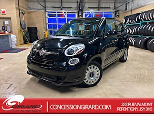 2014 FIAT 500L POP*TURBO*BLUETOOTH*GR ELEC*AIR CLIMATISÉ* À hayon
