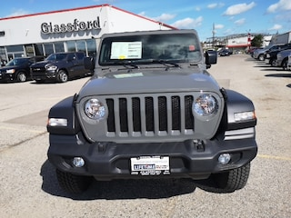 New 2020 Jeep Wrangler Unlimited Sport S SUV 20-014 for sale in Ingersoll, ON
