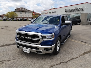 New 2019 Ram All-New 1500 Big Horn Truck Crew Cab 19-247 for sale in Ingersoll, ON