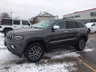 New Vehicles for sale 2019 Jeep Grand Cherokee Limited SUV in Ingersoll, ON