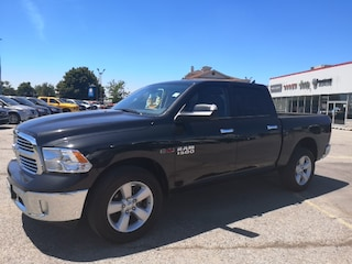 New 2018 Ram 1500 SLT Truck Crew Cab for sale near you in Ingersoll, ON
