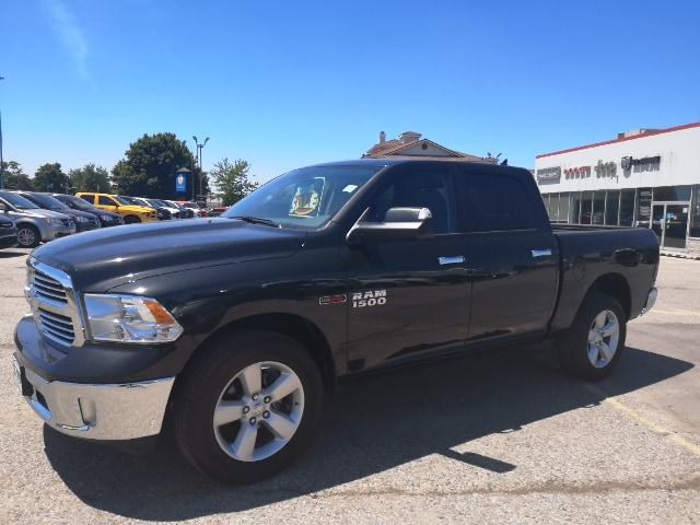 Glassford Chrysler in Ingersoll | New 2018-2019 RAM 1500