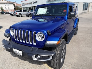 New 2020 Jeep Wrangler Unlimited Sahara SUV 20-005 for sale in Ingersoll, ON