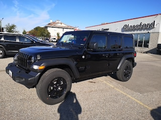 New 2020 Jeep Wrangler Unlimited Sport Altitude SUV 20-020 for sale in Ingersoll, ON
