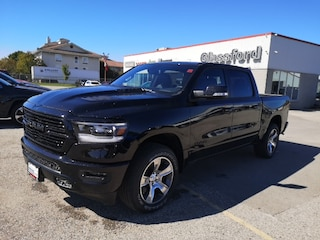 New 2020 Ram 1500 Sport Truck Crew Cab for sale in Ingersoll, ON