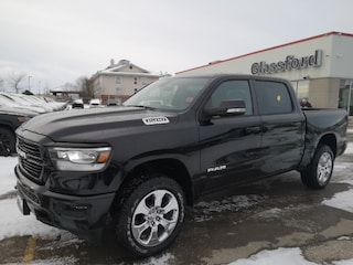 New 2020 Ram 1500 Big Horn Truck Crew Cab 20-087 for sale in Ingersoll, ON