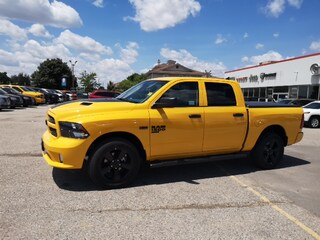2019 Ram 1500 Classic Express Stinger Yellow Truck Crew Cab for sale near you in Ingersoll, ON