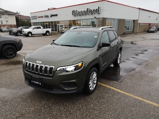 New Vehicles for sale 2019 Jeep New Cherokee Sport SUV in Ingersoll, ON