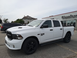 New 2019 Ram 1500 Classic Express Truck Crew Cab for sale near you in Ingersoll, ON