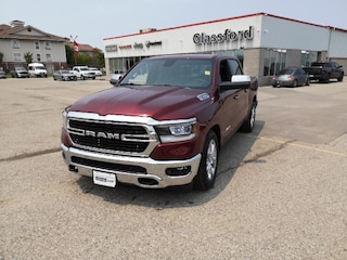 New 2019 Ram All-New 1500 Big Horn Truck Crew Cab for sale near you in Ingersoll, ON